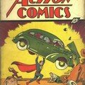 Swipes de action comics #1