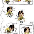 Manger avec des baguettes, c'est comme jeûner !