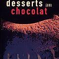 Les meilleurs desserts au chocolat