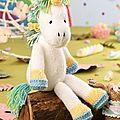 Magical unicorn - sachiyo ishii
