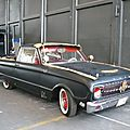 FORD Falcon pick-up Rat Surf Custom 1962 Lahr (1)