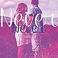 <b>Never</b> <b>Never</b>, saison 3