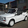 FIAT 126bis Pop 650 cabriolet Hambach (1)