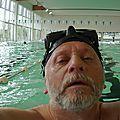 3500m en palmes ce soir à la piscine de jarny