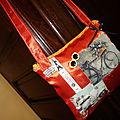 Eté : sacoches bandoulière, acidulées et colorées