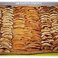 <b>Tarte</b> pommes ,coings