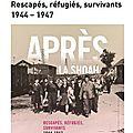 Rescapés, réfugiés, survivants 1944-1947