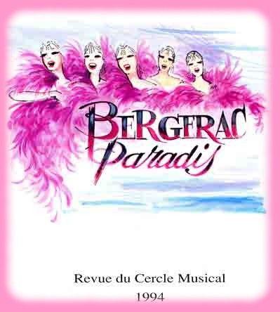 1994 : BERGERAC PARADIS