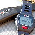 Mon nouvel ami le <b>cardiofréquencemètre</b>