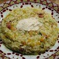 Risotto campagnard au thermomix