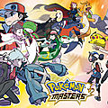 Test de <b>Pokemon</b> Masters - Jeu Video Giga France