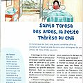 Texte et illustrations de laure th.chanal dans patapon (avril 2016)