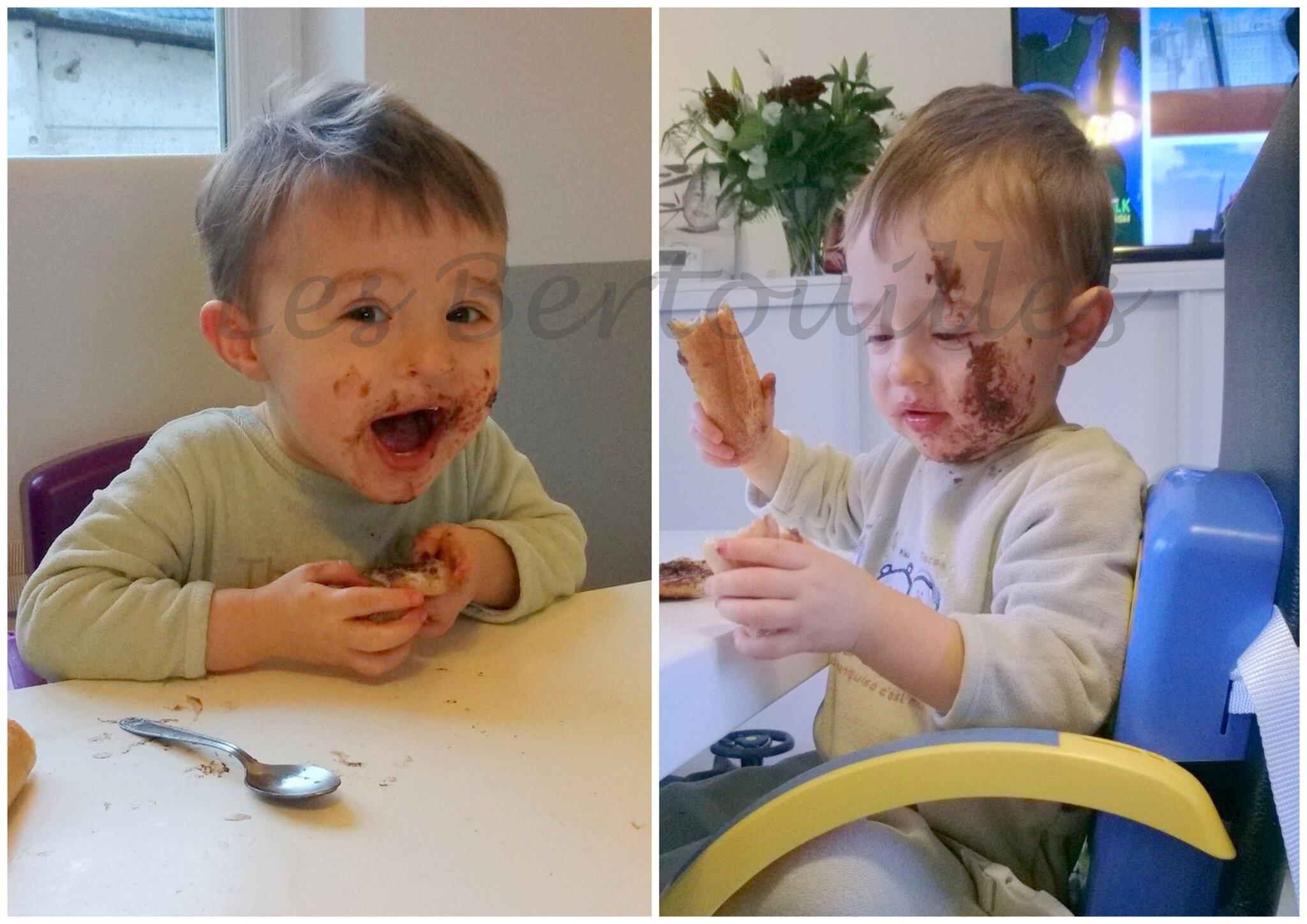 Vivre avec des jumeaux de 19 mois; c'est pas de tout repos!