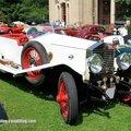 Rolls royce 20 HP torpedo de 1927 (37ème Internationales Oldtimer Meeting de Baden-Baden) 01