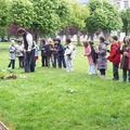 Jardinages avec les enfants de l'<b>école</b> <b>Charles</b> <b>Péguy</b>