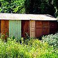 cabane en porttes