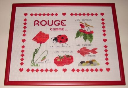 Rouge comme