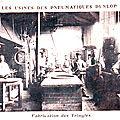 <b>Dunlop</b> brule à Levallois-Perret - Le Kronprinz - Monument commémoratif de Ligné -