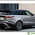 Location voiture Casablanca – <b>Range</b> Rover Velar 2019 R-Dynamic