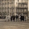 Caen, Caserne du 43e RAD remise de décoration carte photo