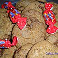 Cookies aux daims, version tmx