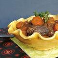 Bœuf carottes aux saveurs de pain d'épices