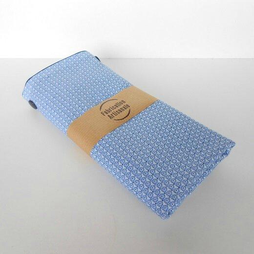 Pochette lingerie bleu2