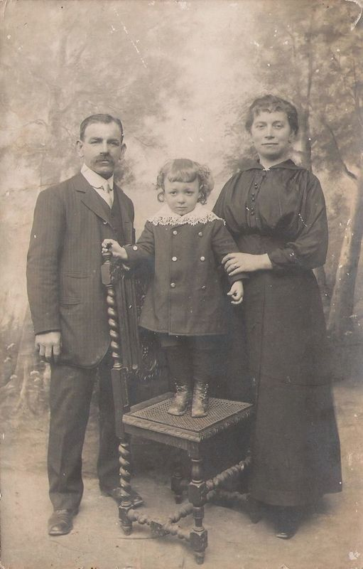 Carte Juliette en famille