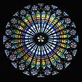 Secret et mysteres La rose <b>à</b> <b>5</b> branches.révélation sur les cathédrales