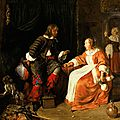 Restituted Dutch masterwork 'The Rothschild Metsu' <b>to</b> be offered at Sotheby's New York