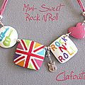 Mini Sweet Rock and Roll