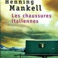 les chaussures italiennes de Henning Mankell