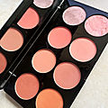 La palette blush Hot Spice de Revolution <b>beauty</b>