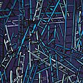 Howells Laders bleu