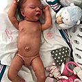 Nurserie Reborn de Patou, bébés passion