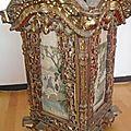 Grande <b>lanterne</b> <b>chinoise</b> provenant du palais impérial
