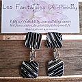 Zebra (Black) BO 6€ VENDU