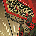Urban <b>Black</b> <b>Label</b> Superman Red Son par Mark Millar