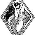 50 shapes of mermaid: mermaid in diamond - 50 formes de sirènes: sirène en losange