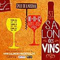Rendez-vous au Salon des Vins de Toul (54) !