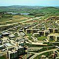 Ville nouvelle de Villefontaine (Isère), agglomération de Lyon