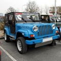 Jeep Dallas (1981-1998)(23ème Salon Champenois du véhicule de collection)