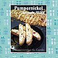 Pumpernickel de Christophe Felder (<b>Bible</b> <b>rose</b> pâtisserie)