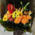 Un beau bouquet de mon chéri