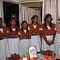 Villupuram - 6 sur 9 des filles rescolarisées grâce à un de nos parrains