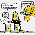 Sarkozy, hollande, joly et babar sont sur un pédalo...
