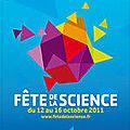 <b>FETE</b> DE LA <b>SCIENCE</b>