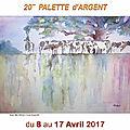 <b>EXPOSITION</b> A HALSOU Pyrénées Atlantiques du 8 au 17 avril 2017 participation