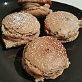 Macarons à l' ancienne - christophe michalak