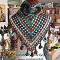 Chale crochet 1sg